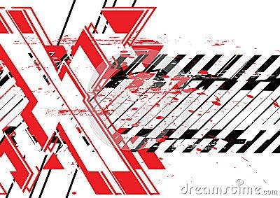 Grunge extreme background