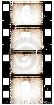 Free Grunge Film Background Royalty Free Stock Photos - 4600968