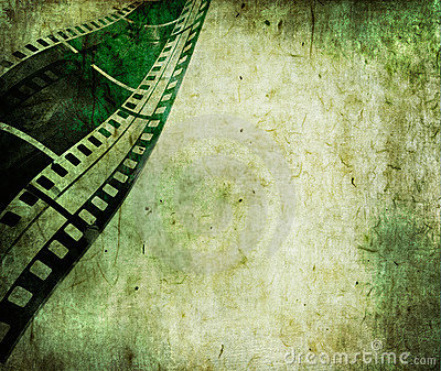 Grunge Film Background Royalty Free Stock Images - Image: 5034429