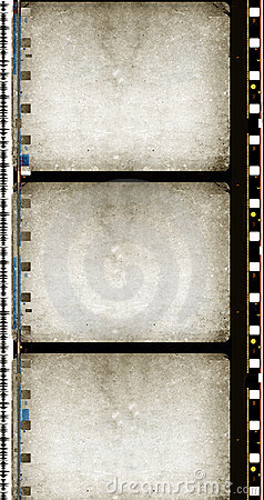 Free Grunge Film Frame Royalty Free Stock Images - 4667309