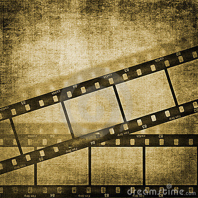 Free Grunge Film Strip Effect Backgrounds Stock Photography - 6197052