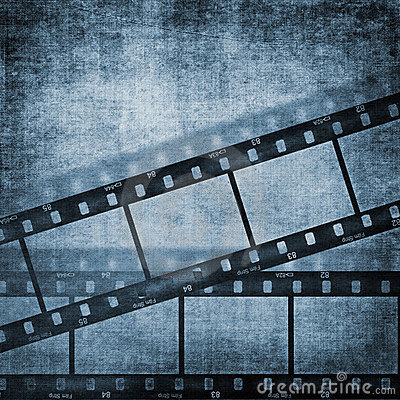 Free Grunge Film Strip Effect Backgrounds Stock Photography - 6219942