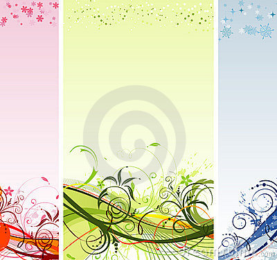 Free Grunge Flower And Christmas Royalty Free Stock Photos - 3440398
