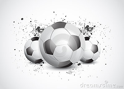 Grunge Football Soccer