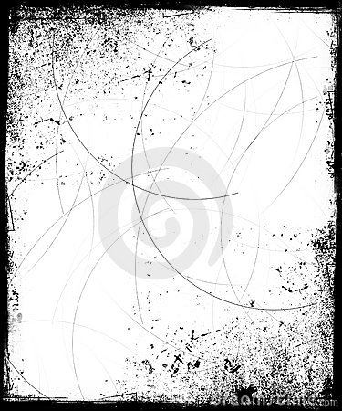 Free Grunge Frame With Scratches Royalty Free Stock Image - 1651486