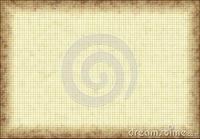 Grunge Graph Paper