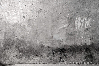 Grunge grey cement wall