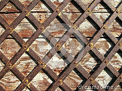 Grunge grid