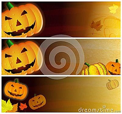 Grunge Halloween Headers