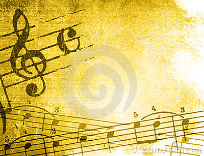 Grunge melody textures and backgrounds