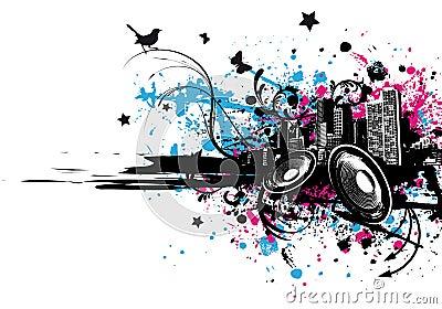 Grunge Music City