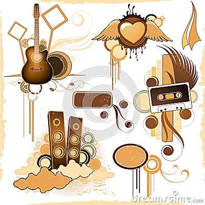 Grunge music gear
