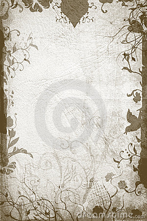 Free Grunge Nature Page Royalty Free Stock Photography - 2768087