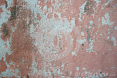 Grunge old damaged street aged cement wrecked Stock Photo