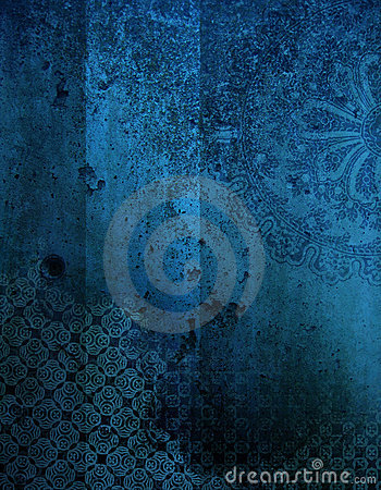 Grunge Ornamental Background