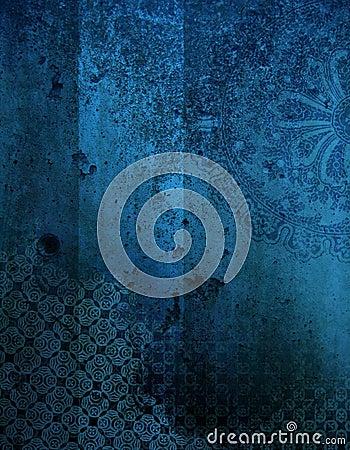 Free Grunge Ornamental Background Stock Photo - 2870930