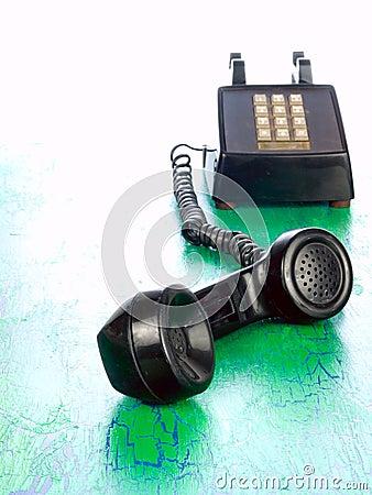 Grunge phone from around 1970