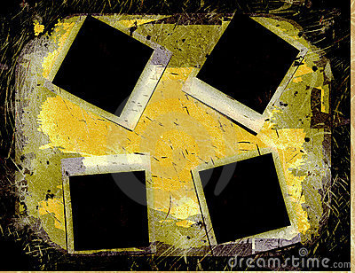 Grunge photograph image
