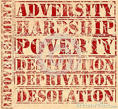 Grunge - Poverty