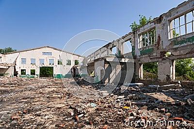 Grunge Ruin