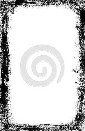 Free Grunge Scuffed Border Vector Stock Photo - 4246300