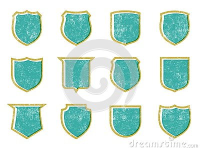 Grunge Shields 2