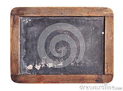 Grunge slate board