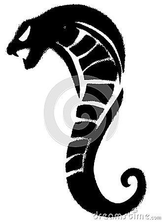 Grunge Snake