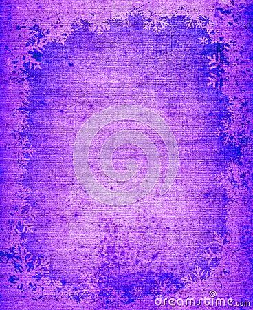 Free Grunge Snowflakes Frame Royalty Free Stock Images - 1945059
