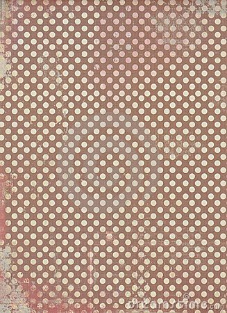 Grunge spot pattern