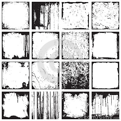 Free Grunge Square Backgrounds Vector Stock Images - 30333544