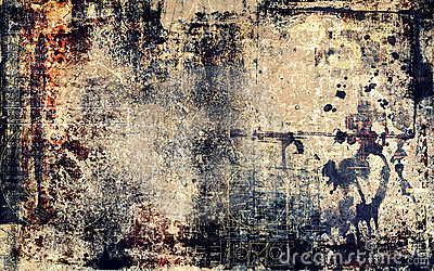 Grunge and stained background