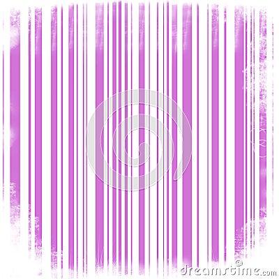 Grunge Stripy Background