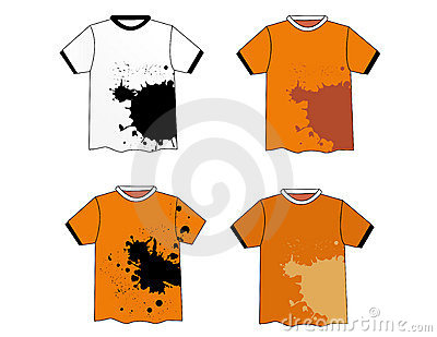 Grunge stylish t-shirt design