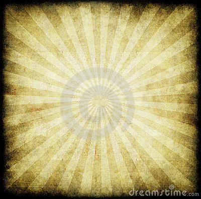 Free Grunge Sun Rays Or Beams Royalty Free Stock Images - 5107139
