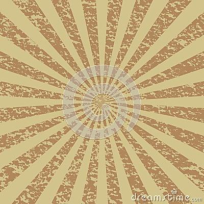 Grunge Sunburst [2]
