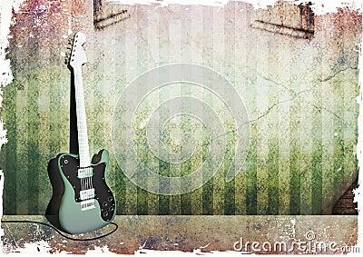 Grunge telecaster