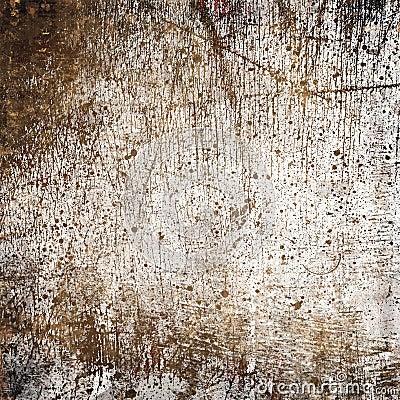 A grunge texture