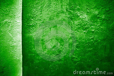 Grunge texture green