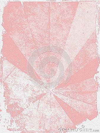Grunge texture on paper