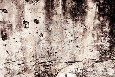 Grunge textured abstract wall