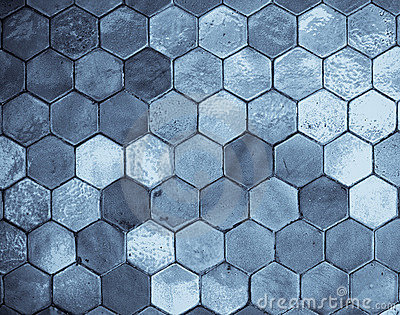 Grunge tiled background