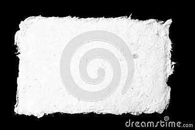 Grunge torn edges paper