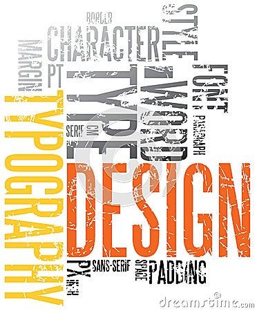 Free Grunge Typography Background Stock Photos - 8352703