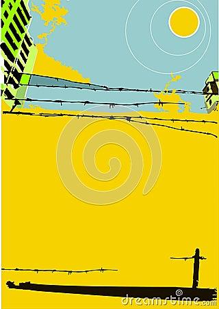 Free Grunge Urban  Background Stock Photography - 4080042