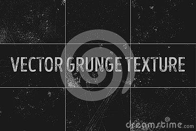 9 grunge urban backgrounds. Texture vector dust distress grain. Grungy effect. Abstract, splattered, dirty, poster. Vector Illustration