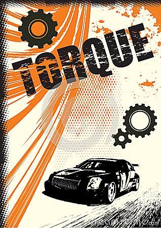 Grunge Vector Poster