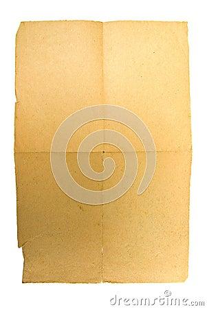 Grunge vintage paper