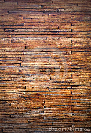 Grunge Vintage Wood Panels Background
