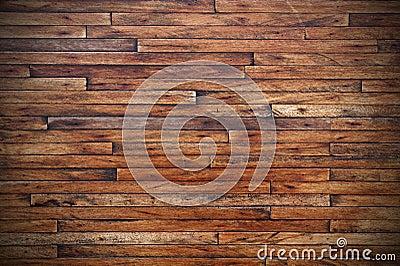 Grunge Vintage Wood Panels Background